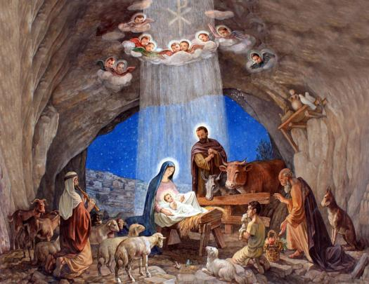 Jesus nativity 3