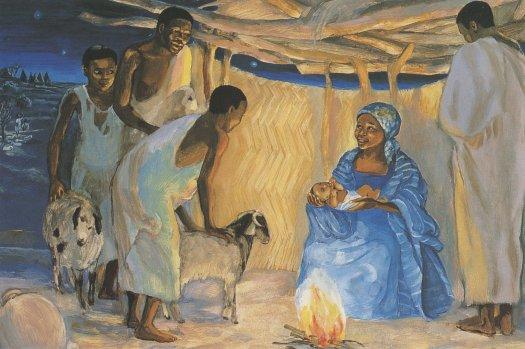 The Birth of Jesus - Luke 2:1-20