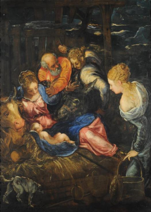 tintoretto-nativity