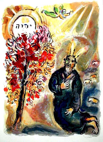 4-moses-at-the-burning-bush-chagall