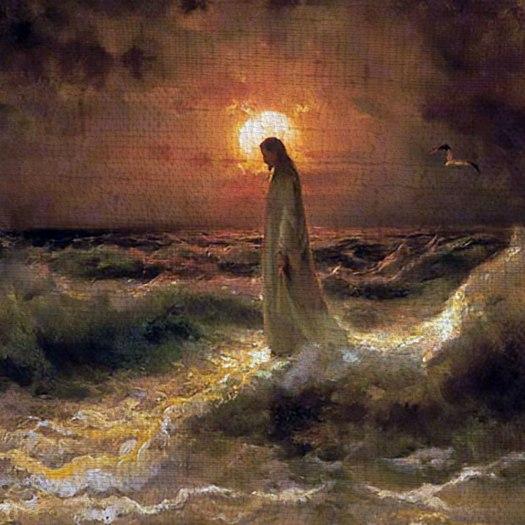 Christ_Walking_on_the_Waters_Julius_Sergius_Von_Klever