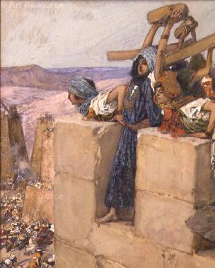 death-of-abimelech