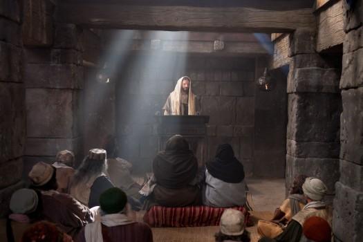 the-spirit-annoints-jesus-to-preach-the-gospel