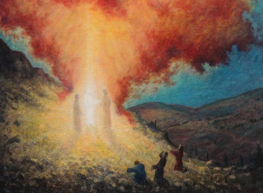the-transfiguration-of-christ-earl-mott
