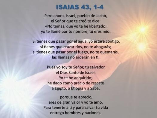 ISAIAS 43 PIES DE CIERVAS