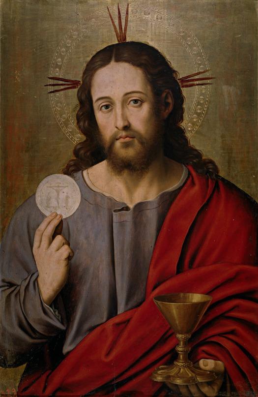 Jesús-Eucaristía