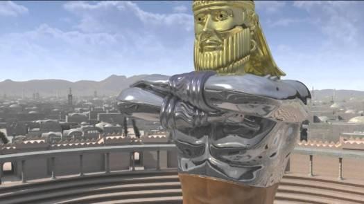 neb's statue