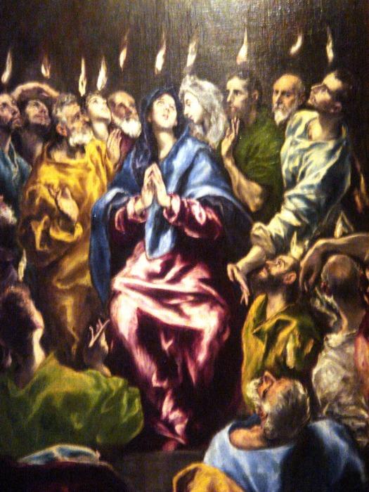 Pentecostés.Greco.Prado_2