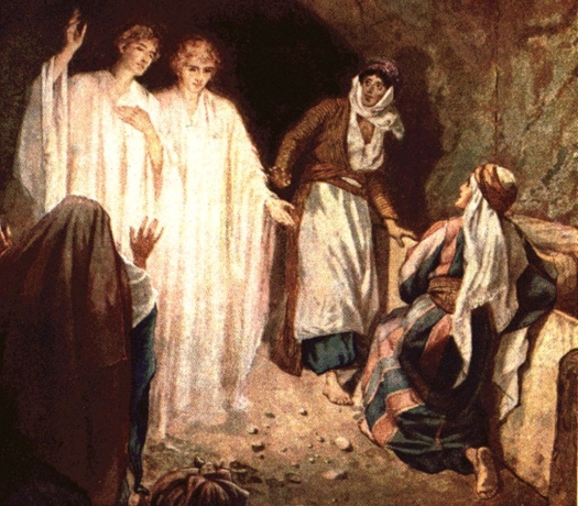 D1-Resurrection, Women Meet Angels, W Hole, w1000px