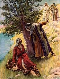 Jesus calls nathanael