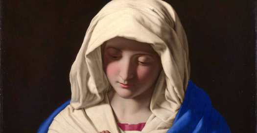 SASSOFERRATO_-_Virgen_rezando_National_Gallery_Londres_1640-50