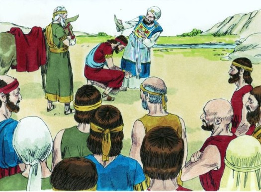6. Solomon anointed after King David #Biblefun