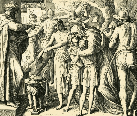 The-martyrdom-of-the-Maccabees