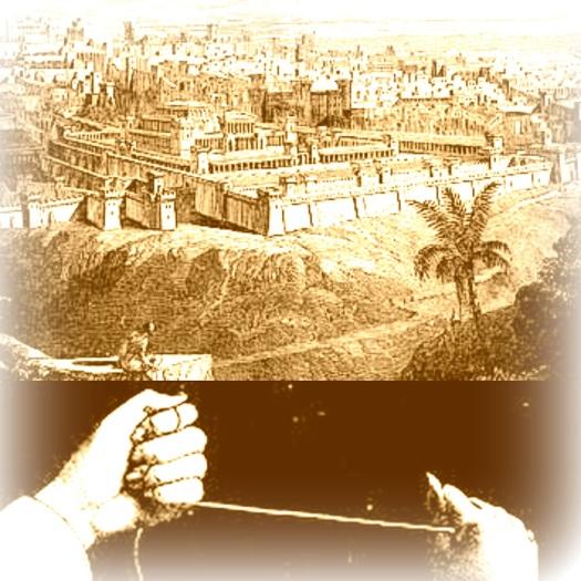 medir jerusalen