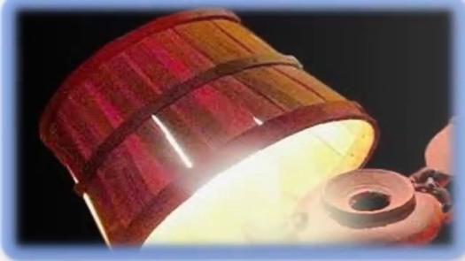 lampunderbushel