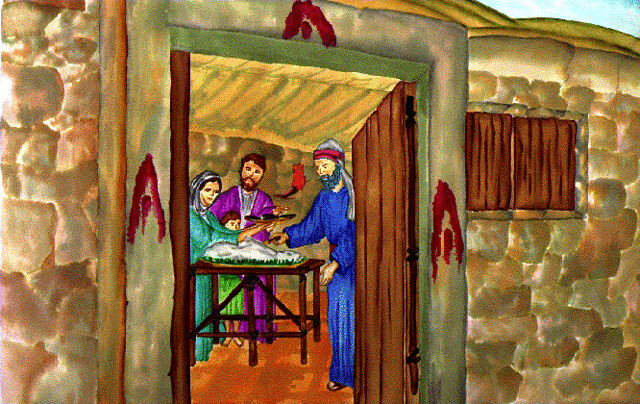 first passover