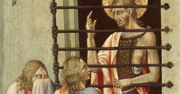 Giovanni_di_Paolo_-_Saint_John_the_Baptist_in_Prison_Visited_by_Two_Disciples CROP