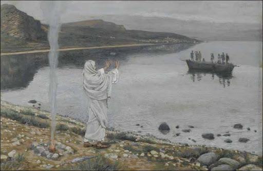 resurrectejesusat the sea of galilee