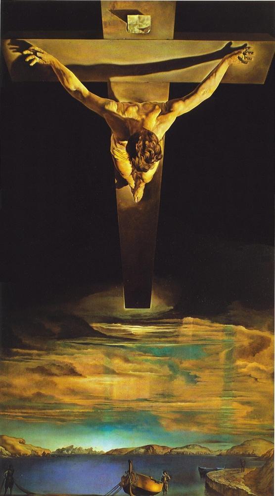 SD078-salvador-dali-christ-of-saint-john-of-the-cross-1951-Aziz-john-hacli-isa-arthipo-1000x1000