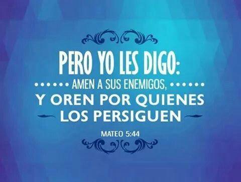 Amen a sus enemigos