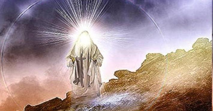 Moses shining face