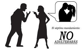 No cometerás adulterio