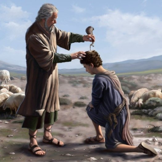 anointing-of-david