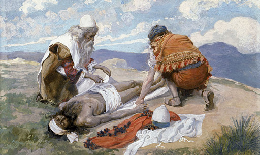 The Death of Aaron