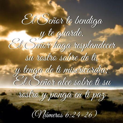 El Señor te bendiga1