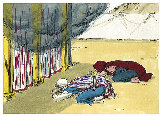 eldad+and+medad+not+in+the+tent