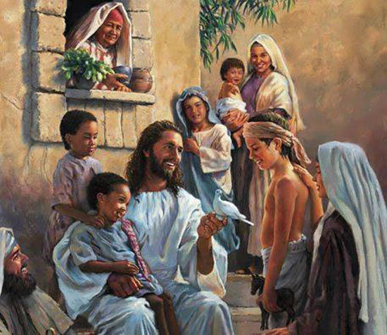 Image-of-Jesus-with-children