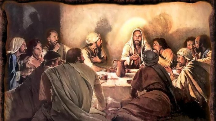 Jesus-and-disciples-at-Last-Supper