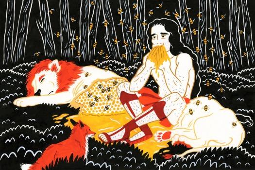 samsons-riddle-honey-from-lion