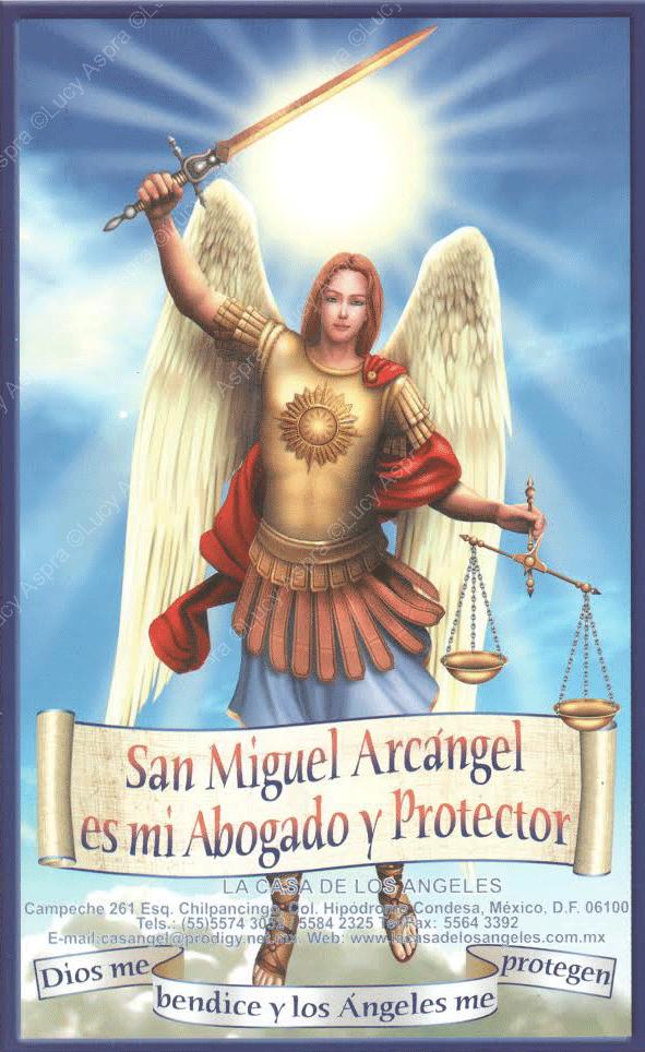 San Miguel protector