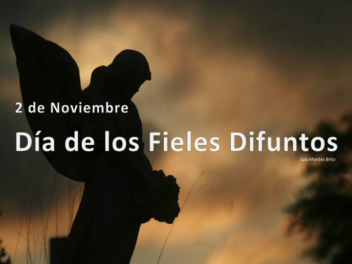 Dia de los fieles difuntos