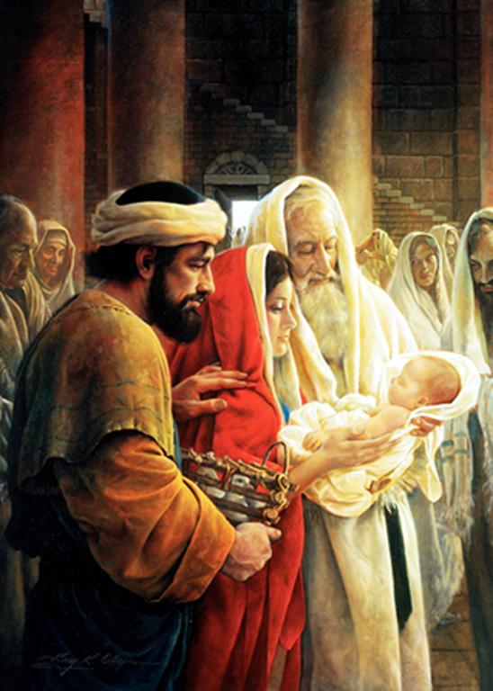 presentacion jesus templo