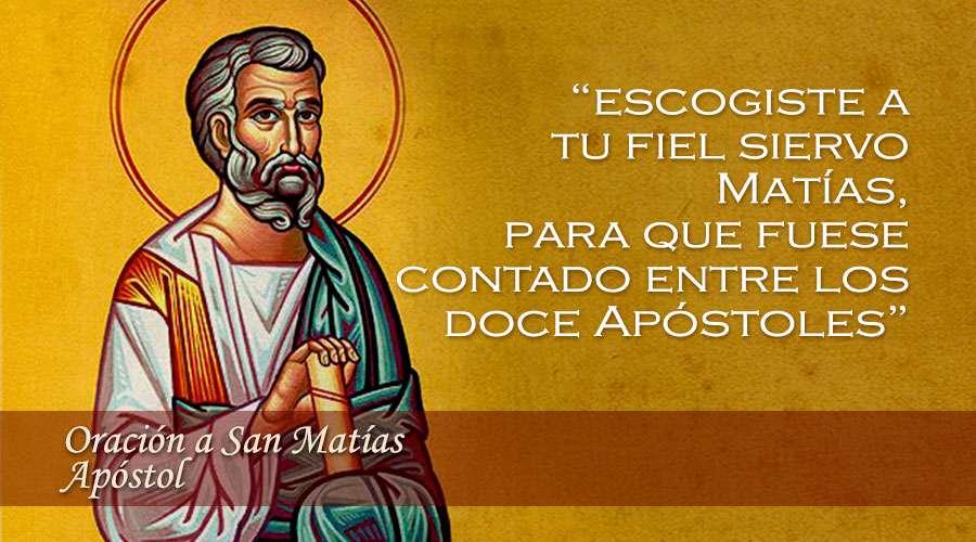 OracionMatias